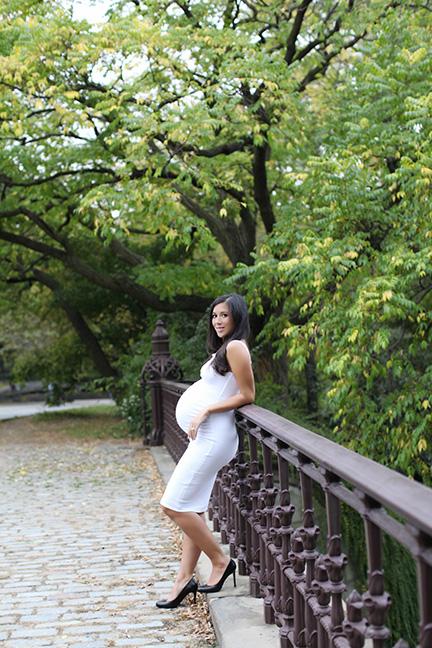 maternity photoshoot nyc