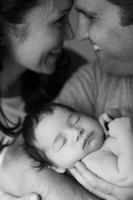 Best Parents & Newborn Photography NYC