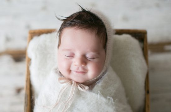 smiling baby photography New York